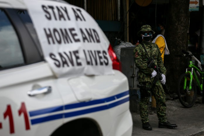 Philippines lockdown