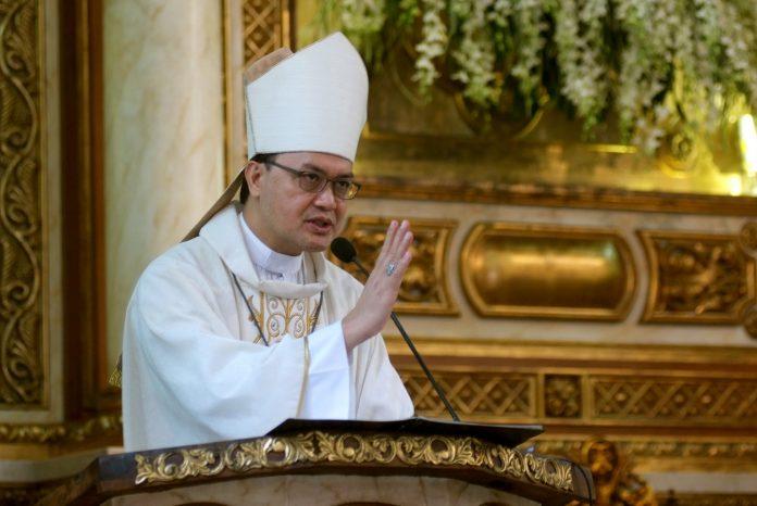 Bishop Pablo Virgilio David of Kalookan