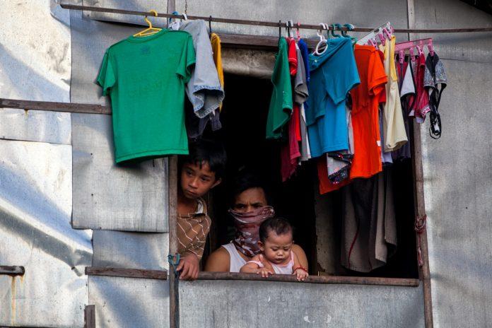 Manila urban poor