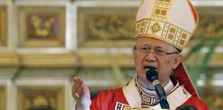 Archbishop Jose Palma of Cebu
