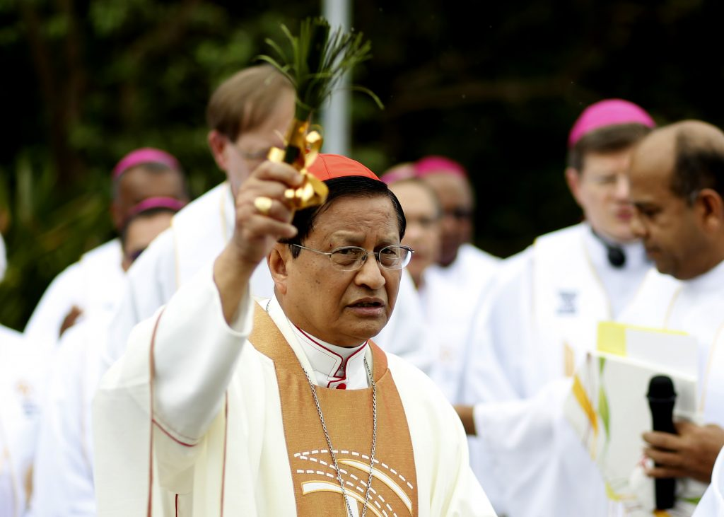 Cardinal Charles Maung Bo of Yangon
