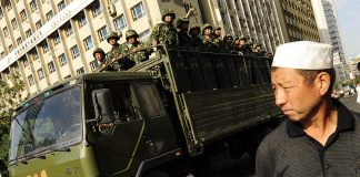 Uyghur man - Licas news