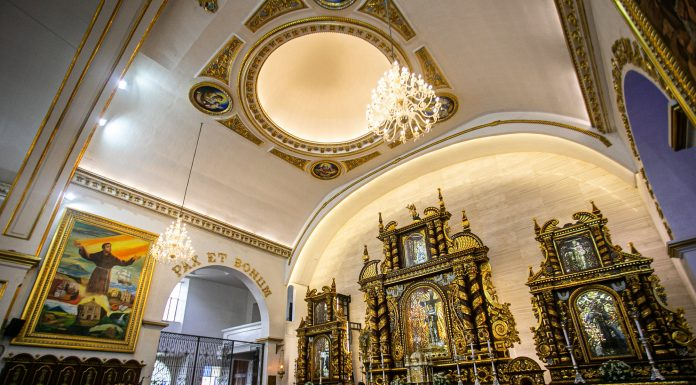 Santuario de San Pedro Bautista - Licas news Philippines