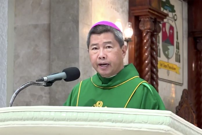 Bishop Joel Baylon