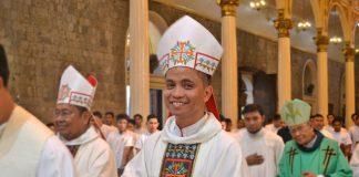 Bishop Socrates Mesiona of Puerto Princesa