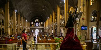 Black Nazarene in Baclaran