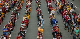 devotees, Manila, Black Nazarene