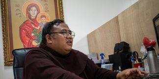 Father Angelito Cortez, OFM